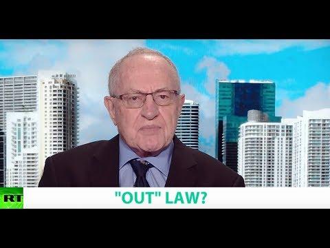 """""""OUT"""" LAW? Ft. Alan Dershowitz, Professor of Law, Emeritus, at Harvard Law School"""