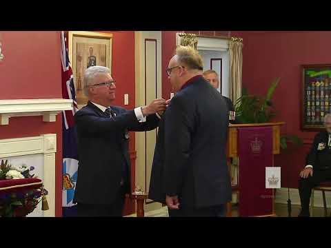 Queensland Investiture Ceremony - 2pm, 13 September 2017