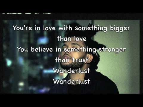 Wanderlust (Pharrell Remix) Lyrics - The Weeknd