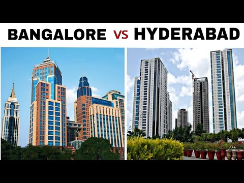 City Facts - Bangalore || Hyderabad || Bangalore City ||Hyderabad City || Plenty Facts || Bangalore