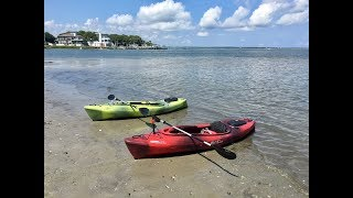 Old Town Trip 10 Angler Kayak - Two Year Review