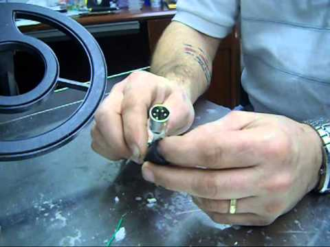 fixing a bounty hunter tracker IV coil wire.