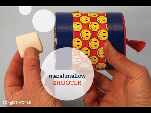 End Of The Roll Marshmallow Shooter