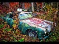 Untouched abandoned house with over 200 rare cars! - So many classic and rare vehicles