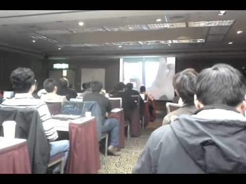 WIFI Direct & Android Beam (NFC) talk @ Google Android - developer lab Taipei (honeycomb) PART 2/3