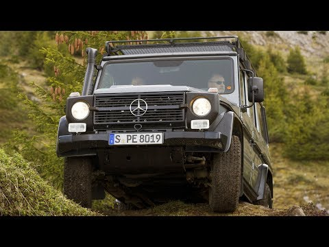 The New G-Wagen Is Less Capable—Making It Even Better | Outside Online