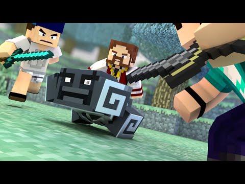 Minecraft: PARAÍSO - #117 OS MONSTROS DO CEU!