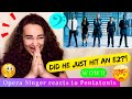Gambar cover Opera Singer Reacts to Pentatonix - The Sound of Silence