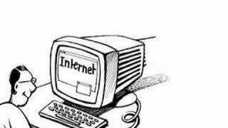 INTERNET FREEDOM ... Animated Editorial Cartoon