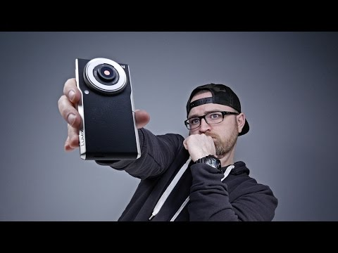 Thumbnail: A Very Strange Smartphone...