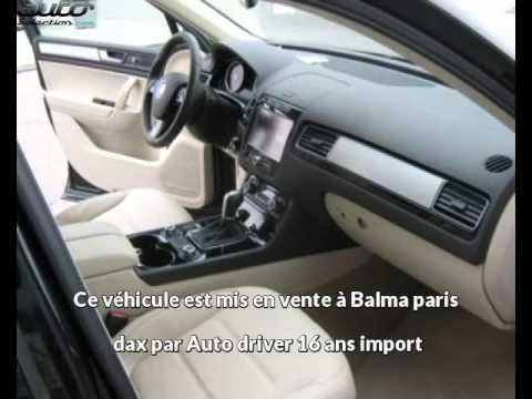 Volkswagen touareg occasion à Balma paris dax
