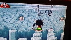 Hugo tv-peli tasot metsä ja jääluola sekä noitaluola