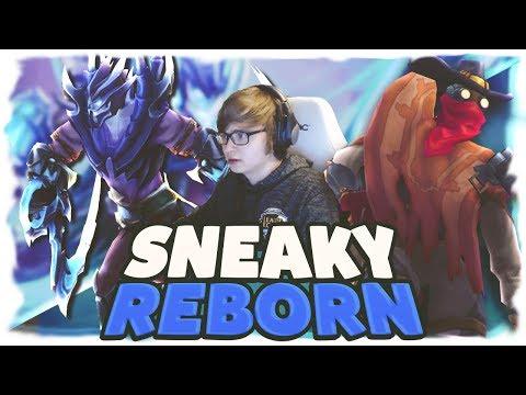 C9 Sneaky | SNEAKY REBORN