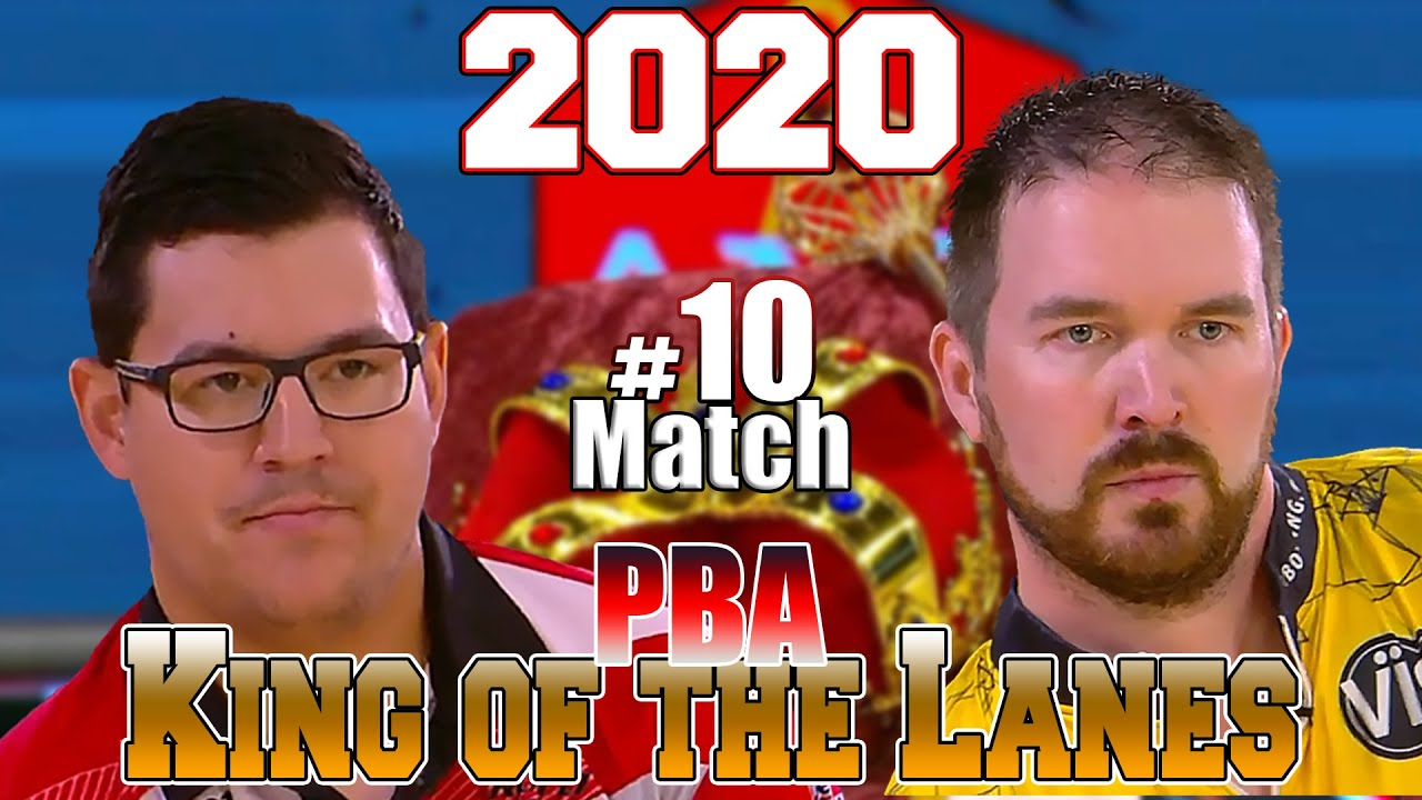 Bowling 2020 King of the Lanes MOMENT – GAME 10