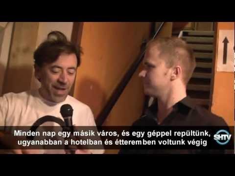 2010.12.10. - Benny Benassi interview @ Studio