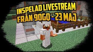 HÄR SKA JAG BO! | Livestream från 23 Maj 2017
