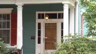 Deming-Hayhurst House, 1117 Juliana, Julia-Ann Square Historic District, Parkersburg WV