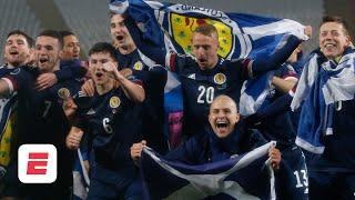Scotland qualify for Euro 2020: 'Biggest win in TWO generations' - Steve Nicol | ESPN FC