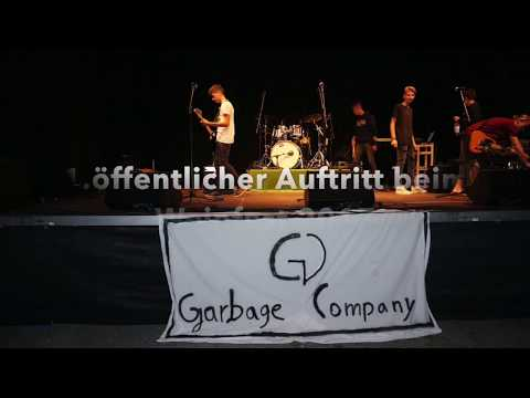 Garbage Company live @Weinfest 2017 Radebeul