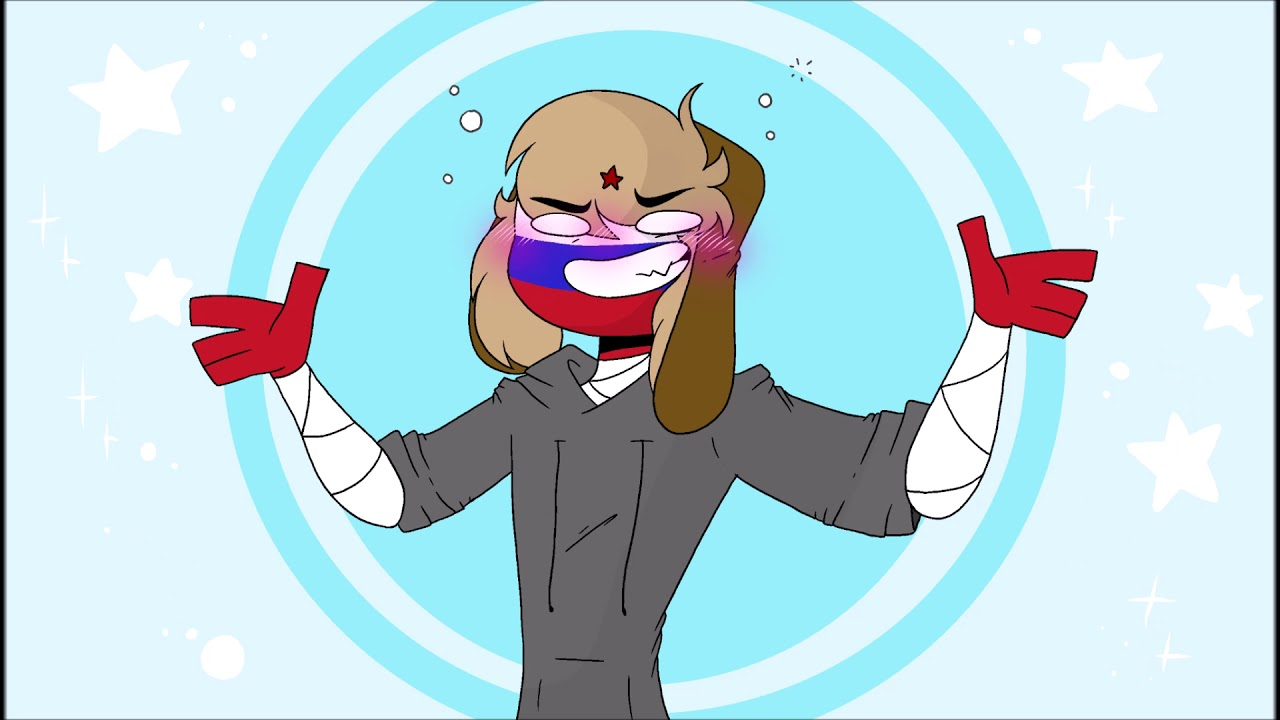 Countryhumans- Cola song [MEME] Ft. Russia and more - YouTube