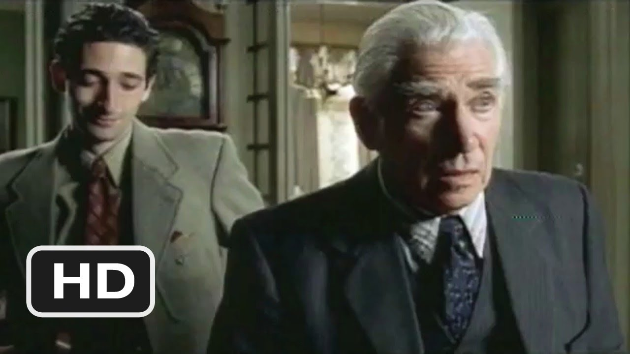 the pianist 1 movie clip is that all 2002 hd youtube