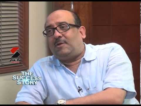 Sandesh News- The Success Story with Mr.Girish Luthra (Chairman, Luthra Industries) Part 1