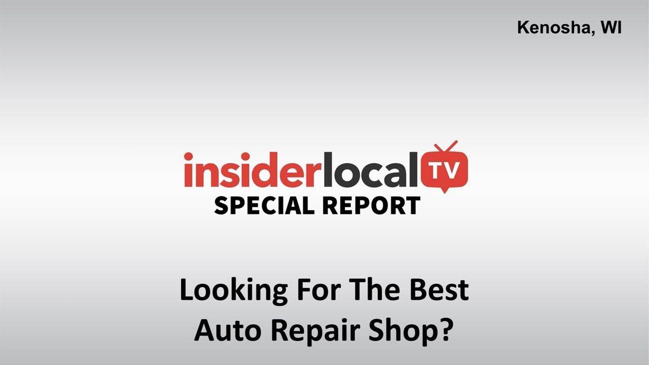 Emission Test Kenosha >> Hoffman S Auto Tire Auto Repair Tire Services Brake Repair In