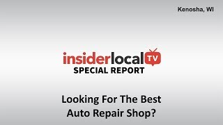 Best Auto Repair Shop Near Kenosha, WI | Hoffman's Auto and Tire Owner Interview