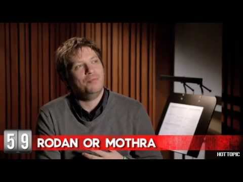 Hot Minute: Godzilla Director Gareth Edwards