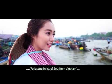 folk song lyrics of Southern Vietnam