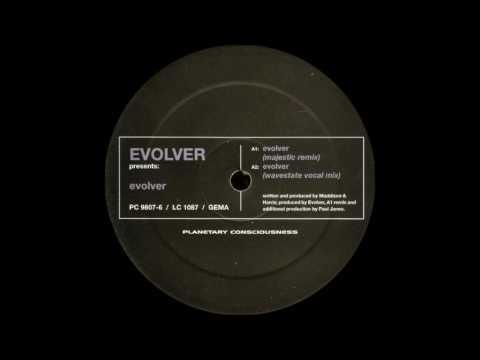Evolver -  Evolver [Majestic remix]
