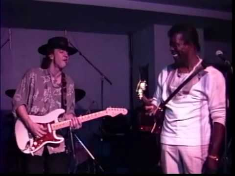 Buddy Guy and Stevie Ray Vaughan  Champagne and Reefer