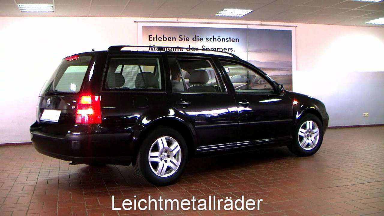 volkswagen golf iv variant 1 6 special black magic. Black Bedroom Furniture Sets. Home Design Ideas