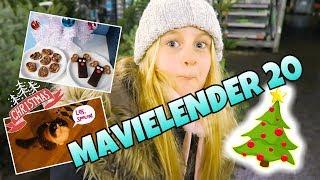 Mavielender 20 Xmas Snack Ideen Adventskalender Vlogmas  | MaVie