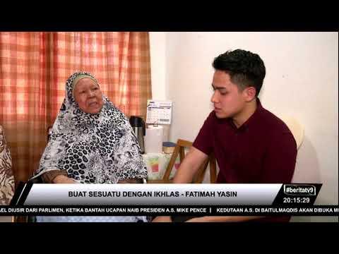 Sanjungan : Fatimah Yasin