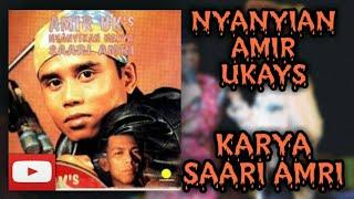 TOP 8 Lagu Yang Terbaik (Nyanyian Daripada Amir Ukays) (Karya Saari Amri)