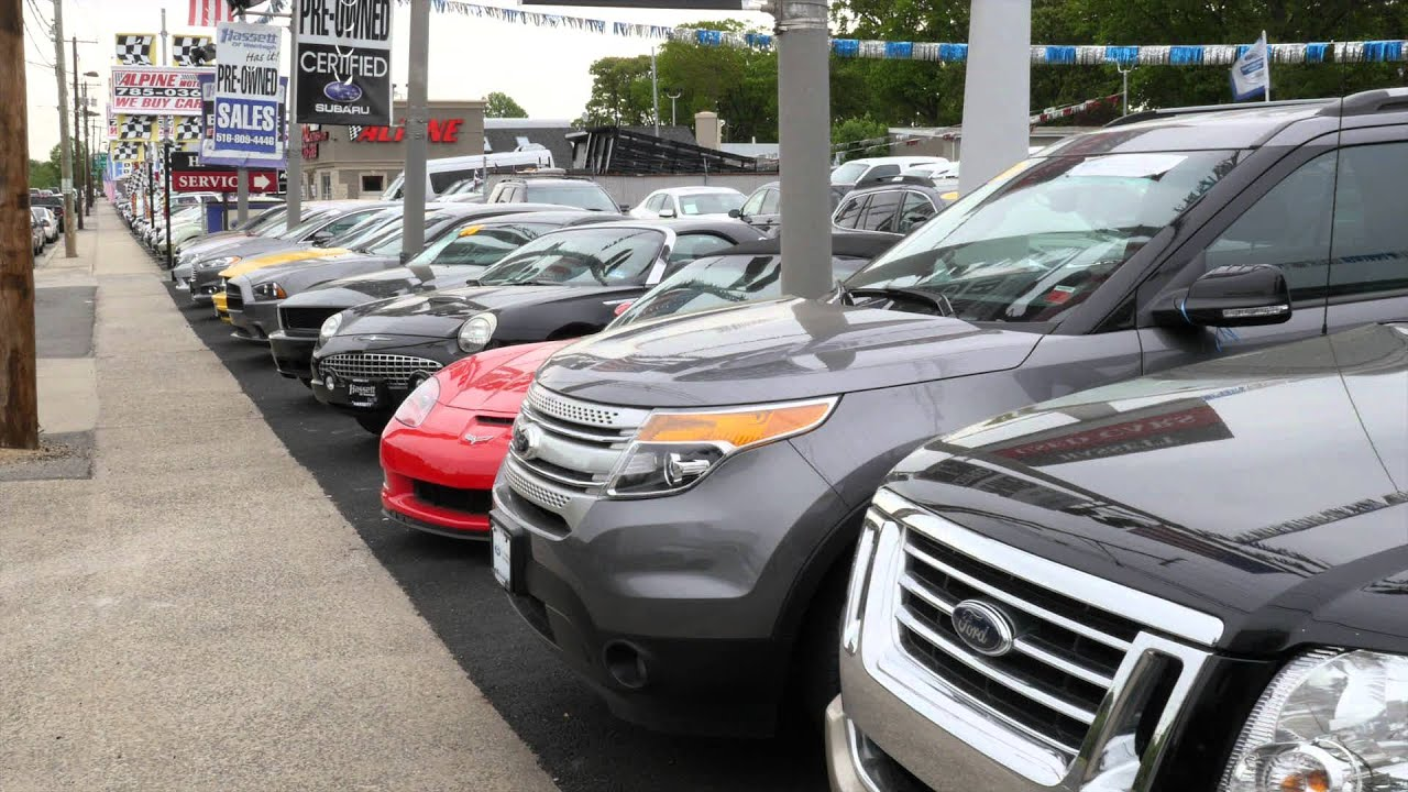 Hassett Ultimate Pre Owned at Hassett of Wantagh Car Dealership