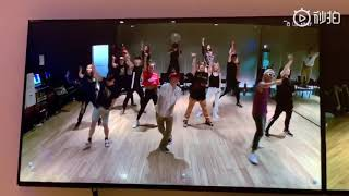 BIGBANG 'SOBER' DANCE PRACTICE [From A TO Z In Beijing]