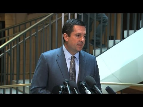 Rep. Nunes on Trump's wiretap claims: He's new ...