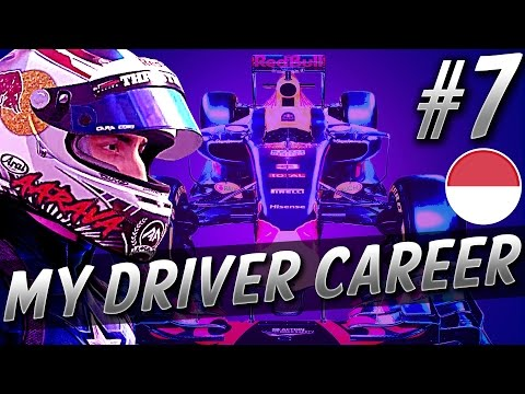 5 CARS COVERED BY A SECOND AT MONACO - F1 MyDriver CAREER S4 PART 7: MONACO