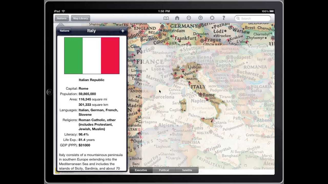 National geographic world atlas hd for ipad youtube national geographic world atlas hd for ipad gumiabroncs Choice Image