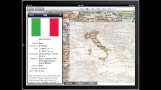 National Geographic World Atlas HD for iPad