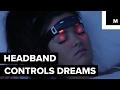 Brain headband for dreams