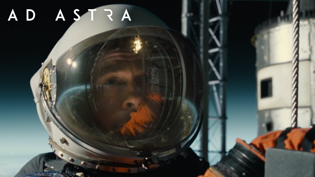 Download Ad Astra   Look For It On Digital, Blu-ray & DVD   20th Century FOX