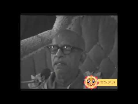 Шримад Бхагаватам 1.8.27 - Шрила Прабхупада