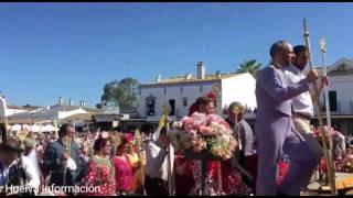 Huelva - El Rocío - Misa de Pentecostés 2016