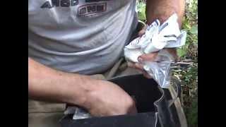 Охота на барсука с ягдтерьером