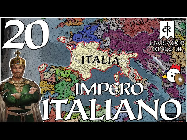 BRETAGNA LIBERATA | Crusader Kings 3 ITA - IMPERO D'ITALIA #20