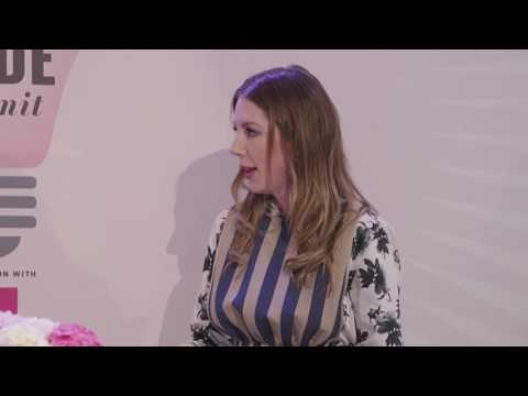 Katherine Ryan speaks to Farrah Storr, editor of Cosmopolitan at the Self Made Summit