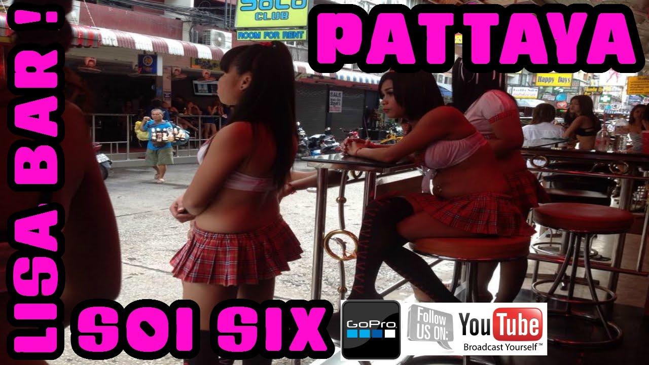 Лучший секс бар на soi 6